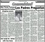 Javier Morales Contributes articles to different Spanish newspapers