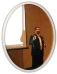 Javier Morales Presenting at National Conference